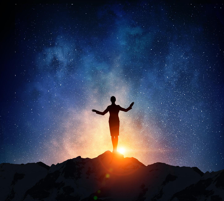 レイキとは宇宙のパワー