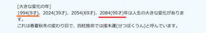 ココナラ橘セレナ先生の鑑定SS25